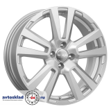 Диск КиК Vesta Cross КС874 6.5*17 4*100 ET43 60.1 s