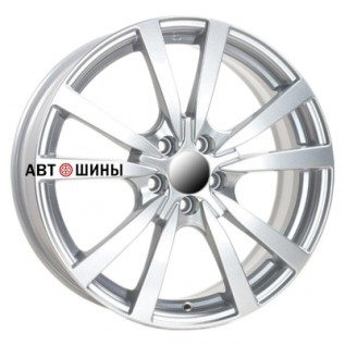 Aero A1645 (КС645) 7*17 5*100 ET45 67.1 silver