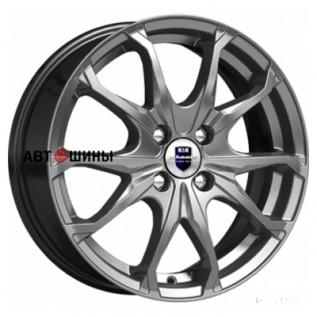 КиК Brent (КС733) 6*16 4*100 ET50 60.1 dark-platinum