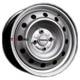 Диск Trebl X40038 5.5*15 4*100 ET43 60.1 silver