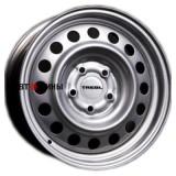 Диск Trebl X40048 6.5*16 4*100 ET40 60.1 silver