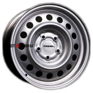 Trebl X40048 6.5*16 4*100 ET40 60.1 silver