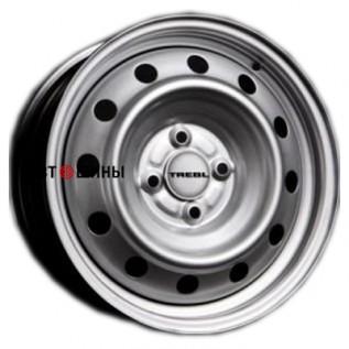 Trebl X40020 6.5*16 5*114.3 ET35 67.1 silver