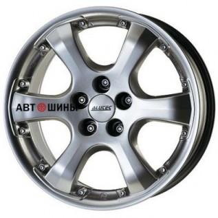Alutec Leon 7*17 4*114.3 ET38 70.1 sterling-silver