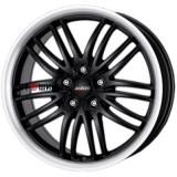Диск Alutec BlackSun 8*17 5*115 ET40 70.2 racing-black-lip-polished
