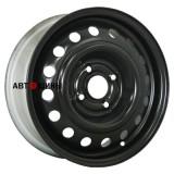 Диск Trebl 53A43C 5.5*14 4*100 ET43 60.1 black