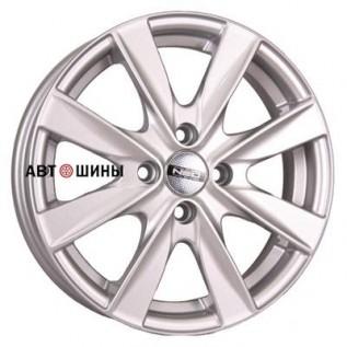 Neo 524 5.5*15 4*100 ET46 60.1 silver