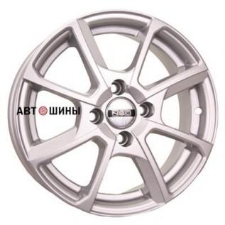 Neo 438 5.5*14 4*100 ET43 60.1 silver
