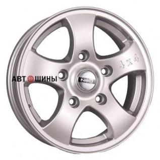 Neo 641 7*16 5*130 ET35 84.1 silver
