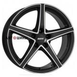Диск Alutec Raptr 7.5*18 5*114.3 ET55 67.1 racing-black-front-polished