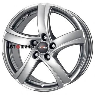 Alutec Shark 8*18 5*120 ET35 72.6 sterling-silver