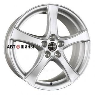 Borbet F2 6.5*17 5*112 ET45 57.1 brilliant-silver