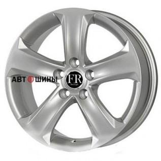 FR replica TY139 (TY5105) 7*17 5*114.3 ET39 60.1 silver