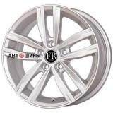 Диск FR replica VW105T 7*16 5*120 ET40 65.1 silver