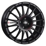 Диск OZ Superturismo GT 8*19 5*112 ET35 75 matt-black-red-lettering