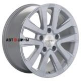 Диск Khomen Wheels V-Spoke 203 (ZV 20_LX570/LC100) 8.5*20 5*150 ET60 110.1 f-silver