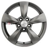 Диск Khomen Wheels KHW1504 (Polo) 6*15 5*100 ET40 57.1 g-silver