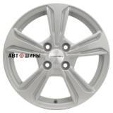 Диск Khomen Wheels KHW1502 (Solaris I) 6*15 4*100 ET48 54.1 f-silver