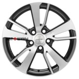 Диск Khomen Wheels KHW1704 (Outlander) 7*17 5*114.3 ET38 67.1 black-fp