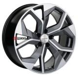 Диск Khomen Wheels KHW2006 (A6 ALRD) 8.5*20 5*112 ET37 66.5 gray-fp