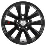 Диск Khomen Wheels KHW2003 (LC200/LC100) 8.5*20 5*150 ET45 110.1 black-matt