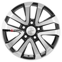 Диск Khomen Wheels KHW2003 (LC200/LC100) 8.5*20 5*150 ET45 110.1 black-fp