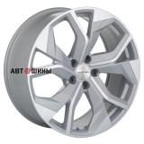 Диск Khomen Wheels KHW2006 (A7) 8.5*20 5*112 ET30 66.5 silver-fp