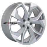 Диск Khomen Wheels KHW2006 (Touareg) 8.5*20 5*112 ET33 66.6 brilliant-silver-fp